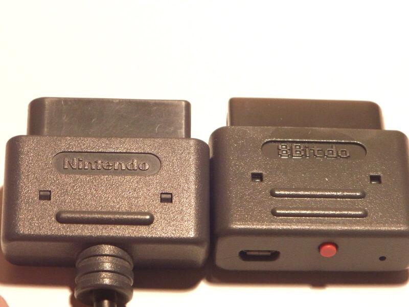 8bitdo-adapter-vs-snes-controller-anschluss