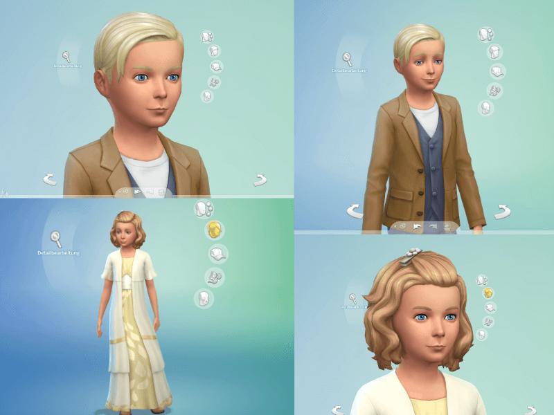 Sims 4 eigene frisuren